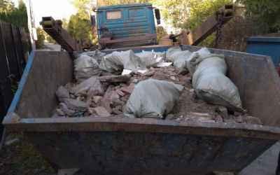 Вывоз строительного мусора - Москва, цены, предложения специалистов