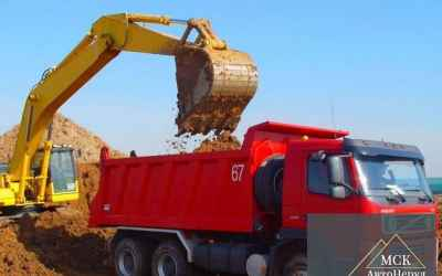 Вывоз грунта, строительного мусора Снега 007 - Пушкино, цены, предложения специалистов