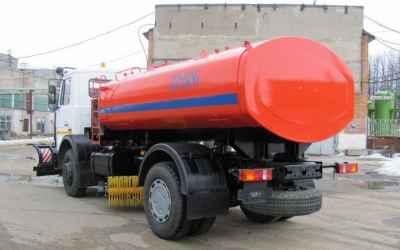 Доставка технической воды водовозом - Москва, цены, предложения специалистов