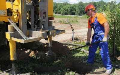 Бурим скважины на воду - Дмитров, цены, предложения специалистов