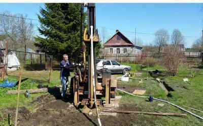 Бурим скважины на воду - Клин, цены, предложения специалистов