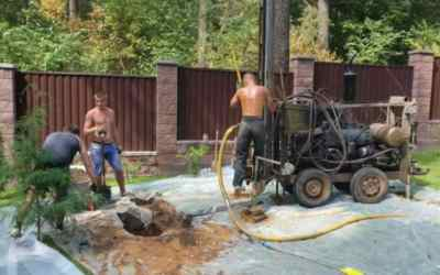 Бурим скважины на воду - Солнечногорск, цены, предложения специалистов