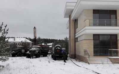 Бурим скважины на воду - Красногорск, цены, предложения специалистов