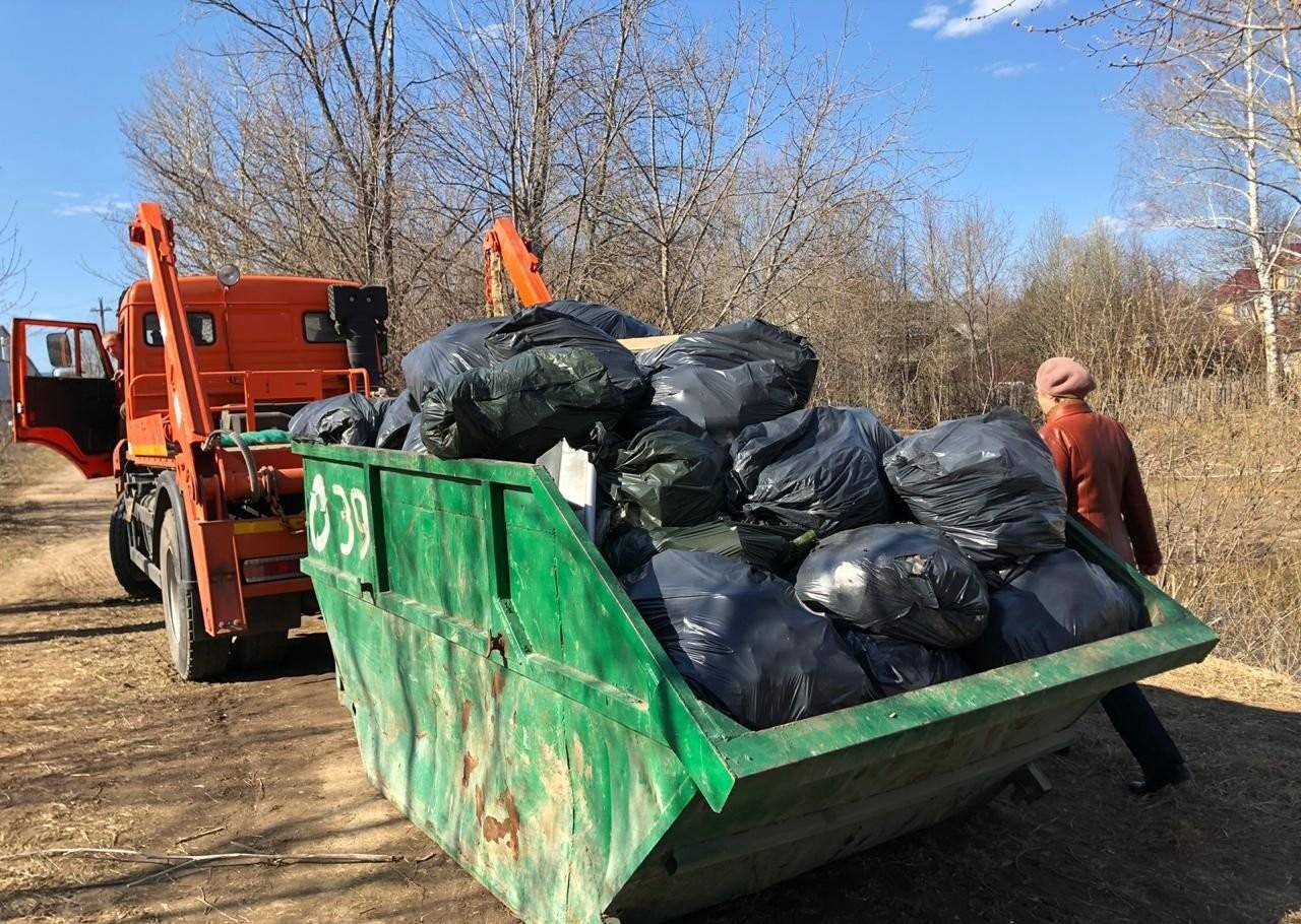 Вывоз строительного мусора, хлама, мебели - Клин, цены, предложения специалистов