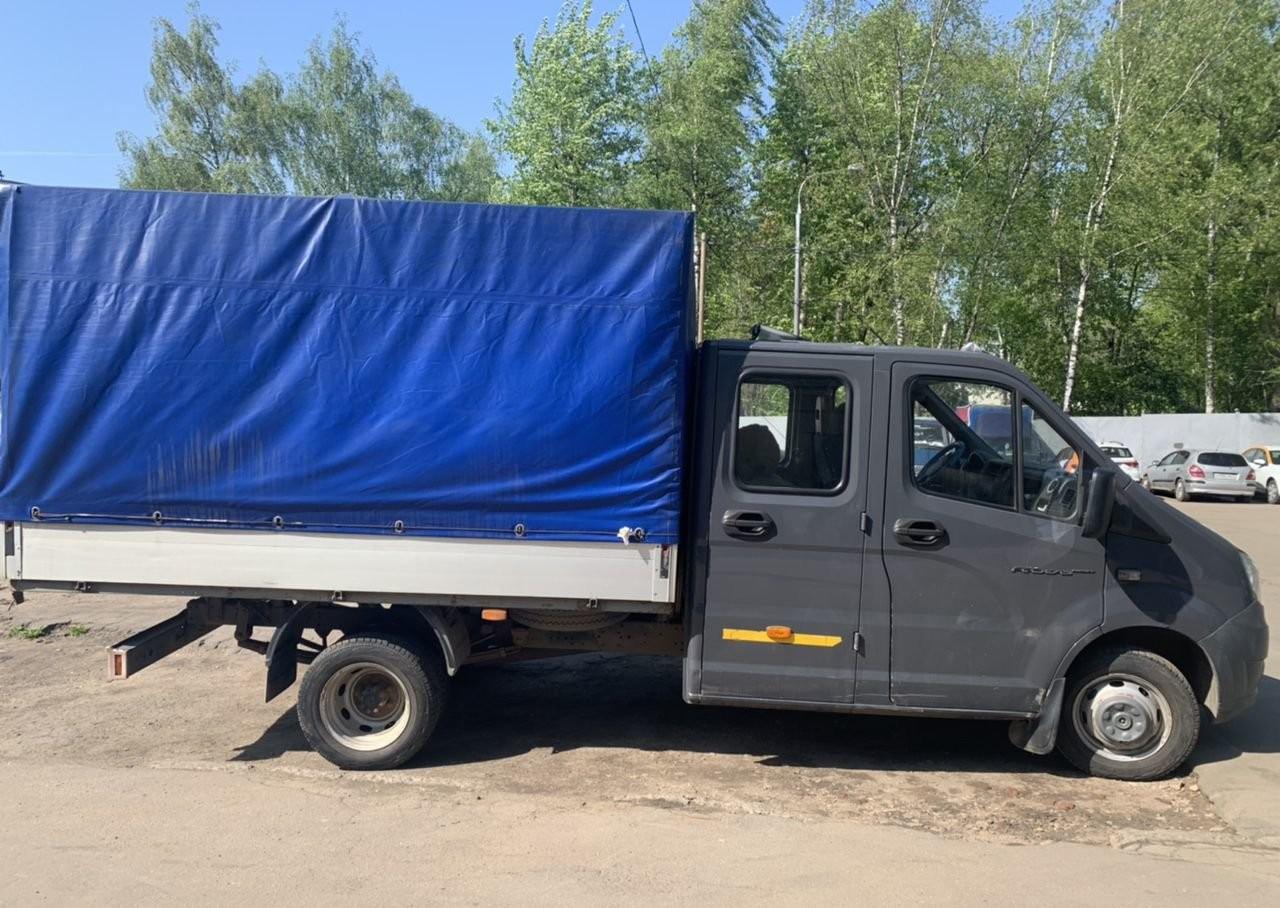 Грузоперевозки и вывоз строительного мусора - Москва, цены, предложения специалистов