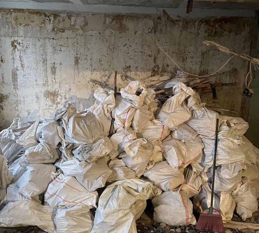 Строительный отходы, мусор - вывезем на контейнере - Москва, цены, предложения специалистов
