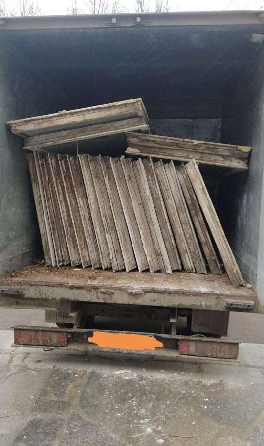 Вывоз строительного мусора Газелью - Москва, цены, предложения специалистов