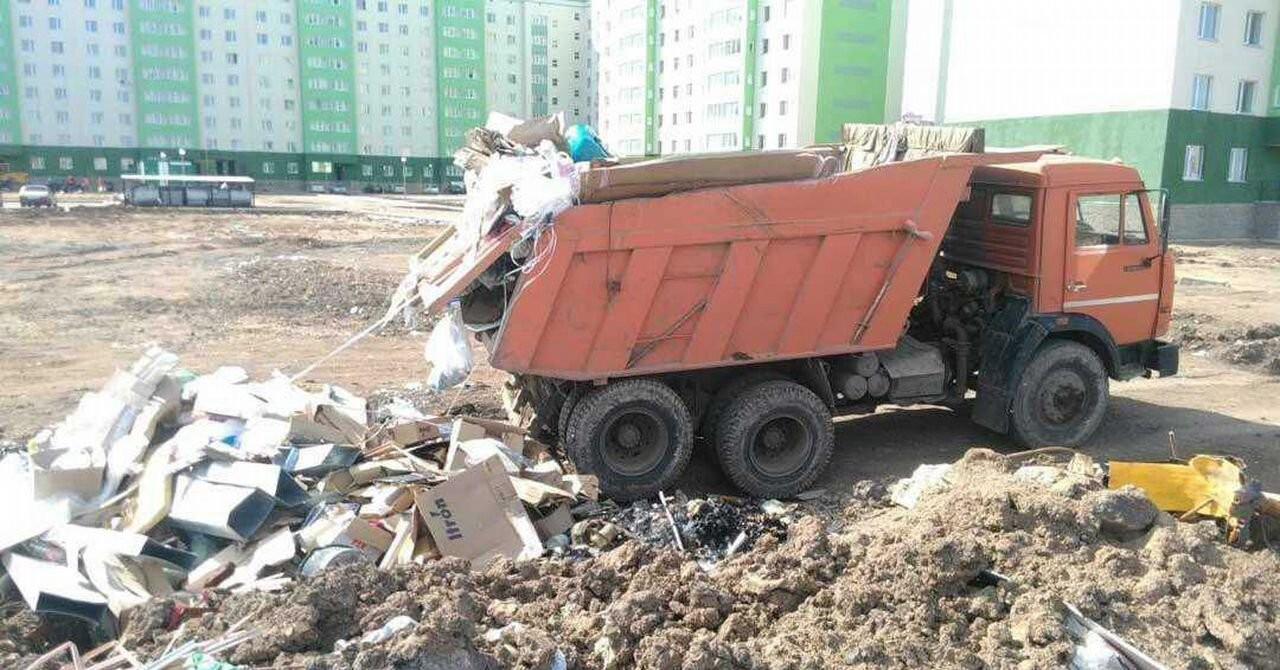 Вывоз строительного мусора - Истра, цены, предложения специалистов
