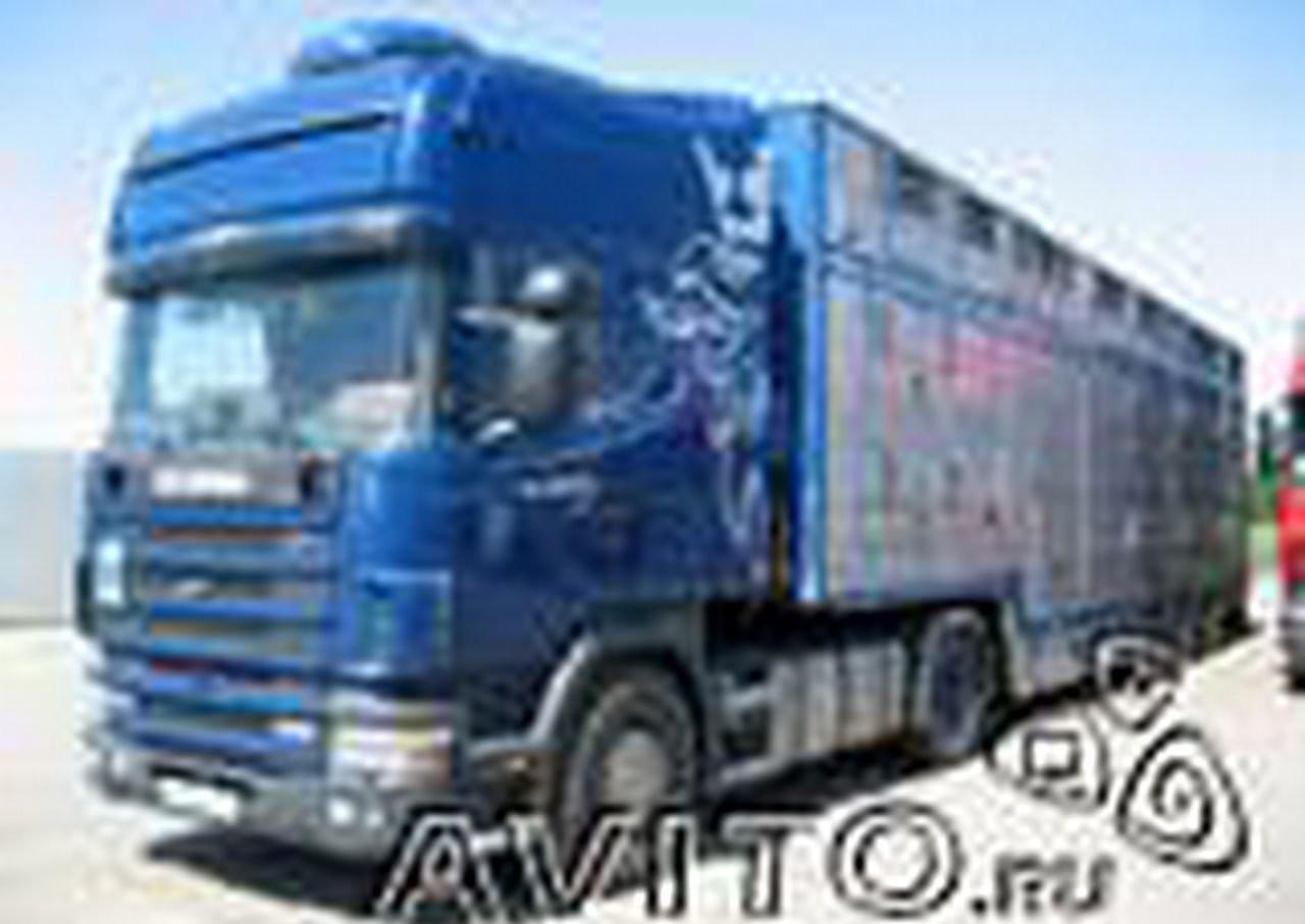 Услуги скотовоза автотранспортом - Орехово-Зуево