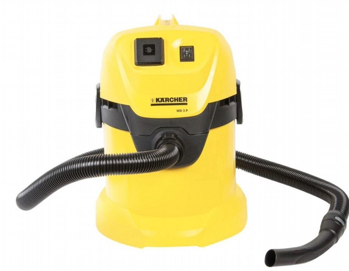 Строительный пылесос Karcher WD3P premium в аренду - Химки