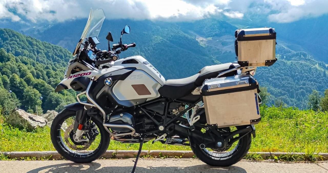 Прокат мотоциклов BMW - Москва