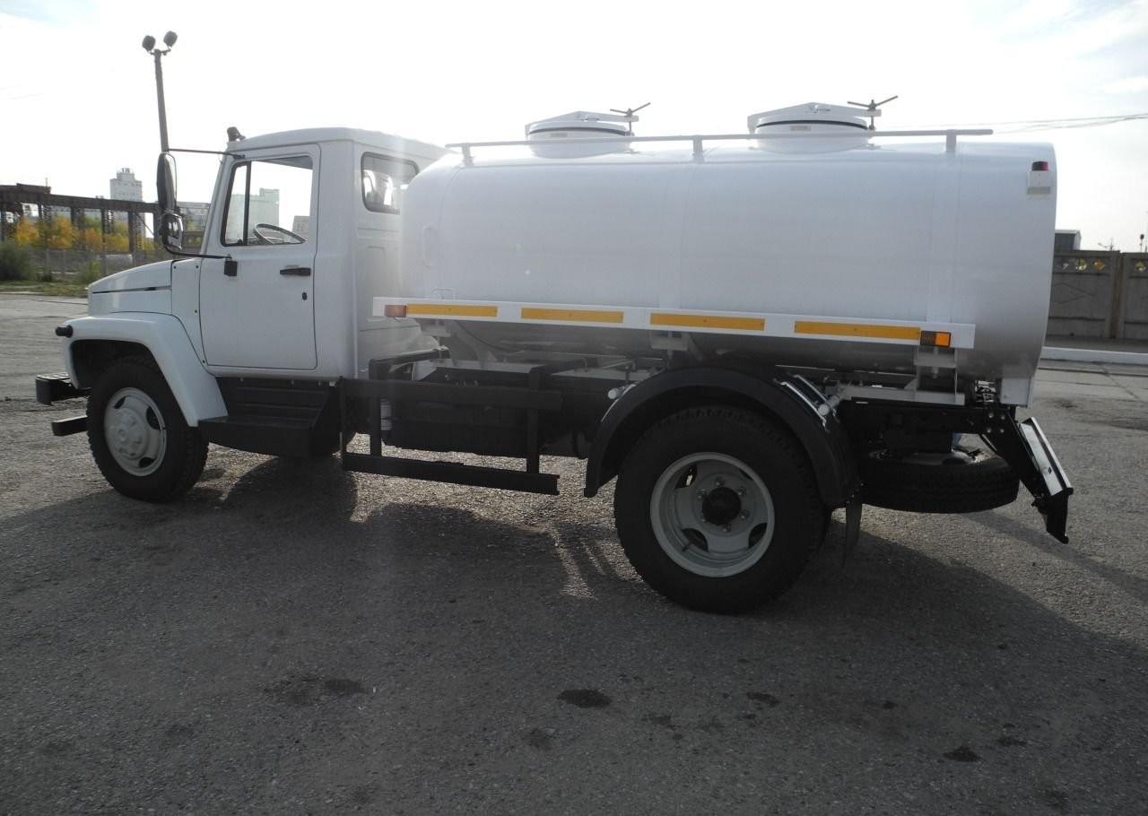 Доставка технической воды. Водовоз 4,2м3. Вода - Клин, цены, предложения специалистов